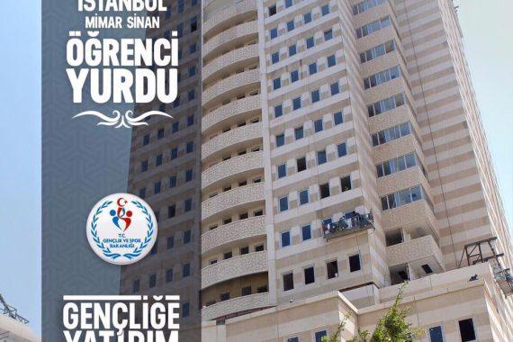 İstanbul Mimar Sinan Öğrenci Yurdu
